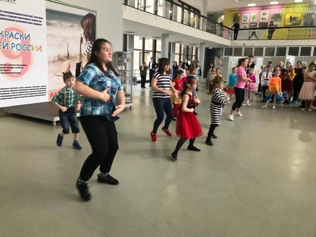 III Всероссийский фестиваль музыкального, вокального, танцевального и хореографического творчества школьников с ОВЗ «Марафон – АРТ».