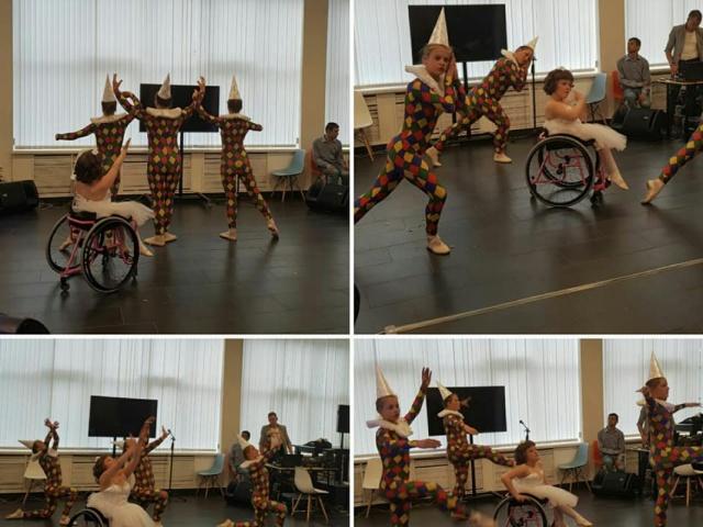 11 мая 2018 - на Фестивале инклюзии в Москве ребята и взрослые участники проекта (наша группа ПРОЕКТ) представили на суд зрителей номера
