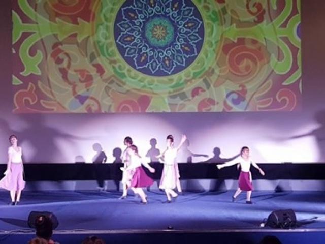 СПб. Гала-концерт Международного творческого фестиваля «Шаг навстречу».