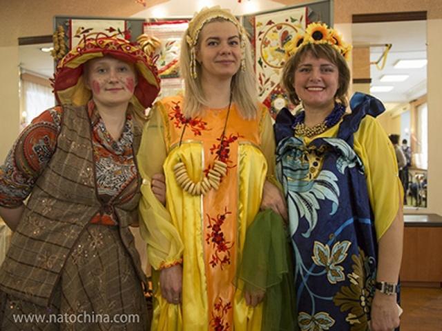18 февраля в «Особом Петербурге» широко праздновали последний день Масленичной недели!