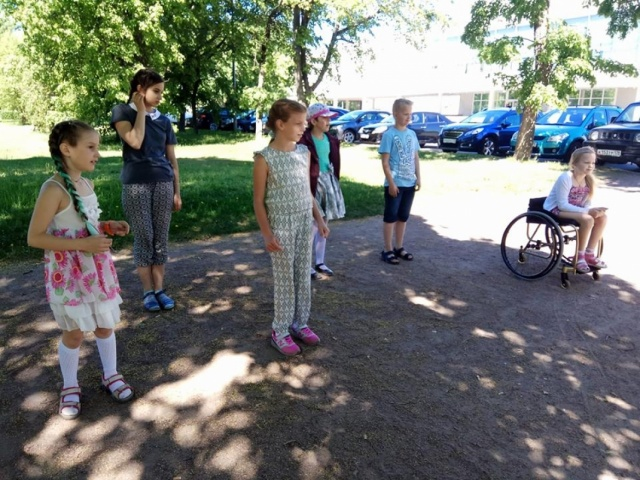 31 мая 2018 в Детской городской Больнице Святой Ольги (СПб) проошел концерт, посвященный Дню защиты детей