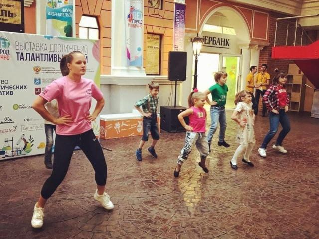 Город профессий «Мастерславль» в Москва Сити