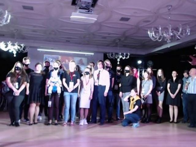 Выступление на Autmn Inclusive Dance Moscow Cup 2020 в рамках показательной программы фестиваля.