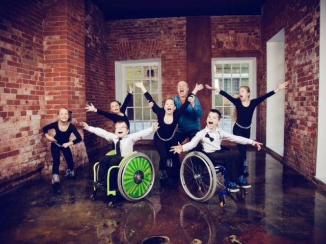 Детский инклюзивный танцевальный проект «Преодолей-ка!»